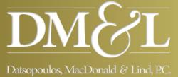 Dennis E. Lind logo