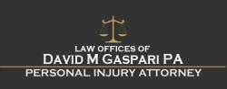 Law Offices of David Gaspari logo