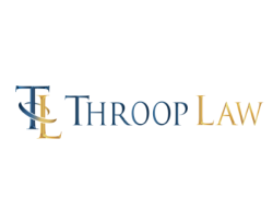 Throop Law logo