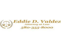 Eddie D. Valdez logo