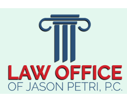 Law Office of Jason Petri logo