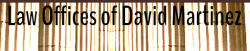 Law Office of David Marttinez logo