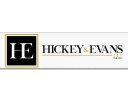hickey evans logo