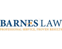 Barnes Law Firm logo