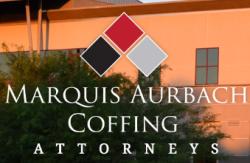 Albert G Marquis - Marquis Aurbach Coffing PC logo