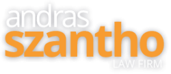 Szantho Law Firm logo