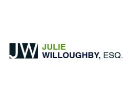Julie L. Willoughby logo