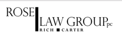 Eric Hill - Rose Law Group, pc logo
