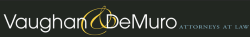 Gordon Vaughan - Vaughan & DeMuro logo