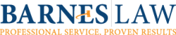 Barnes Law Firm logo