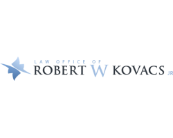 Law Office of Robert W. Kovacs, Jr. logo