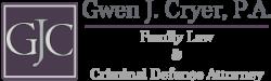 Gwen J. Cryer logo