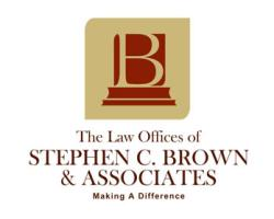 Law Offices Of Stephen C. Brown & Associates, PLLC logo
