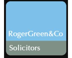 Roger Green & Co Solicitors logo