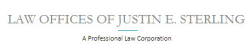 Law Office Of Justin E. Sterling logo