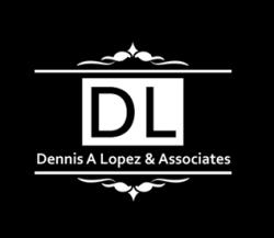 Dennis A. Lopez logo