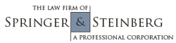 Matthew R Giacomini - Springer & Steinberg PC logo