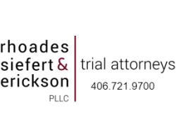 Rhoades Siefert & Erickson PLLC logo