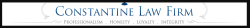 Constantine Law Firm logo