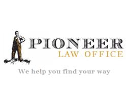 Pioneer Law logo