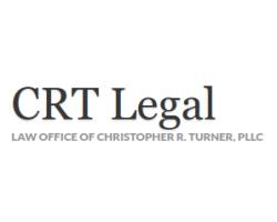 CRT LEGAL logo