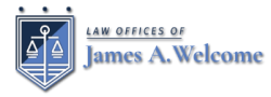 Law Offices of James A. Welcome logo