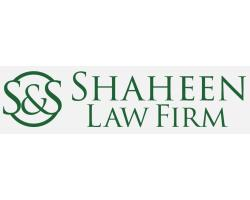 Shaheen Law logo