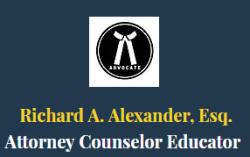 Richard A. Alexander logo