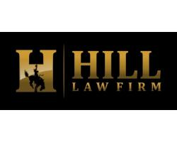 The Hill Law Firm logo