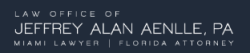 Jeffrey Alan Aenll logo