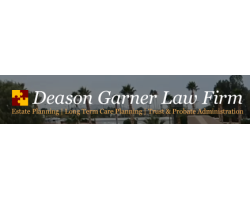 Deason Garner Law Firm logo