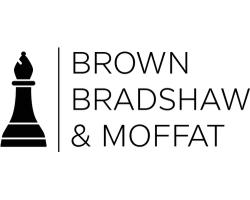 Brown, Bradshaw & Moffat, LLP logo