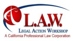 Legal Action Workshop logo