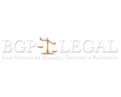 Law Offices of  Gregory & Pappoulis logo