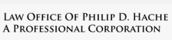Law Office Of Philip D. Hache logo