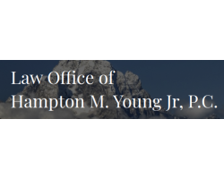 Law Office of Hampton M Young Jr, PC logo