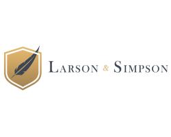Larson and Simpson logo
