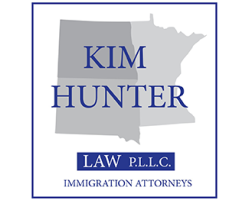 Kim Hunter Law logo