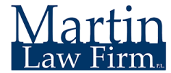 Steven E. Martin - Martin Law Firm logo