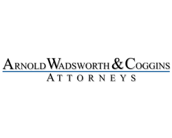 ARNOLD, WADSWORTH & COGGINS logo