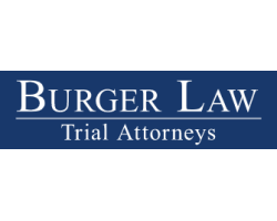 Burger Law logo