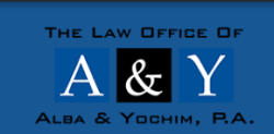 Casey Thompson - Law Office of Alba & Yochim, P.A. logo