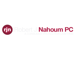 The Law Offices of Robert J Nahoum logo