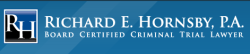 Richard E. Hornsby logo