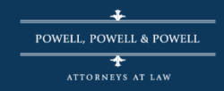 Gillis E. Powell Jr - Power, Power and Power Attorney At Law logo