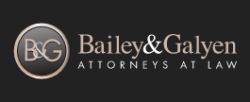 Mike Handy -  bailey & Galyen | Attorneys At Law  logo