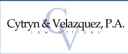Dan Cytryn - Cytryn and Velazquez Law Office logo