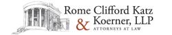 Rome Clifford Katz & Koerner, LLP logo