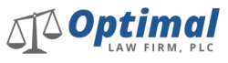 optimal law firm logo