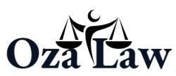 Oza Law logo